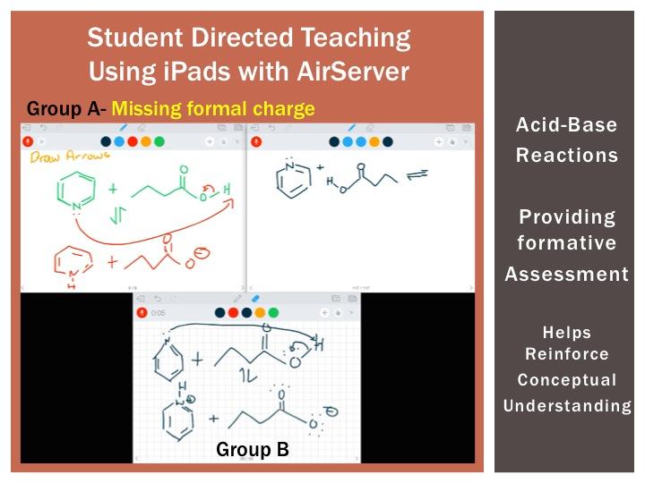Enhancing student engagement using Airserver | ACERT