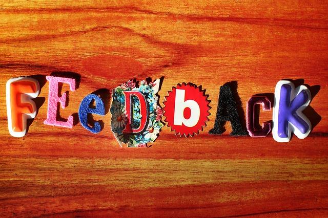 feedback-520527_640